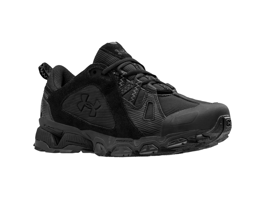 Under Armour UA Chetco Tac Tactical Shoes Synthetic Black Men's