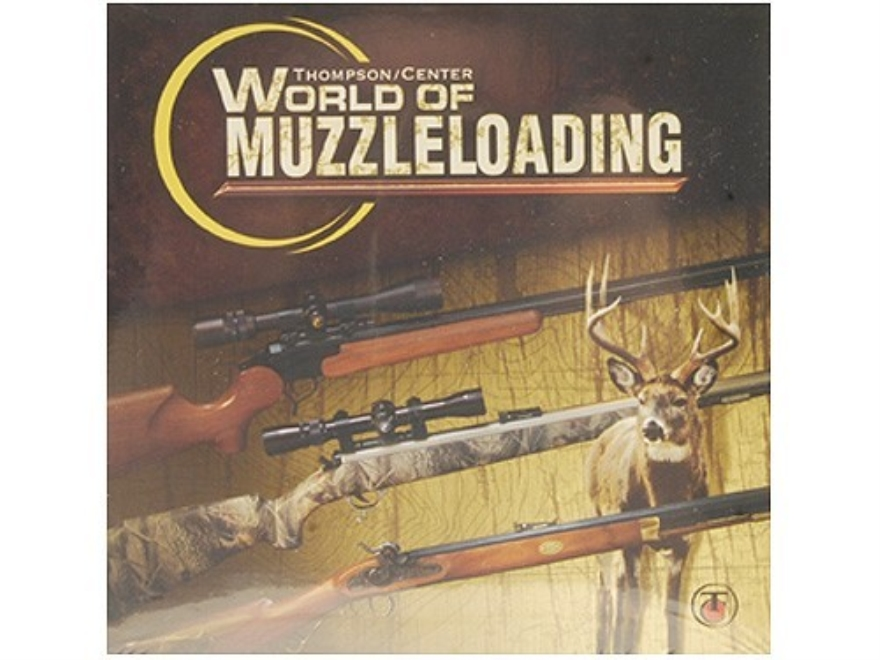 "Thompson Center Video ""The World of Muzzleloading"" DVD"