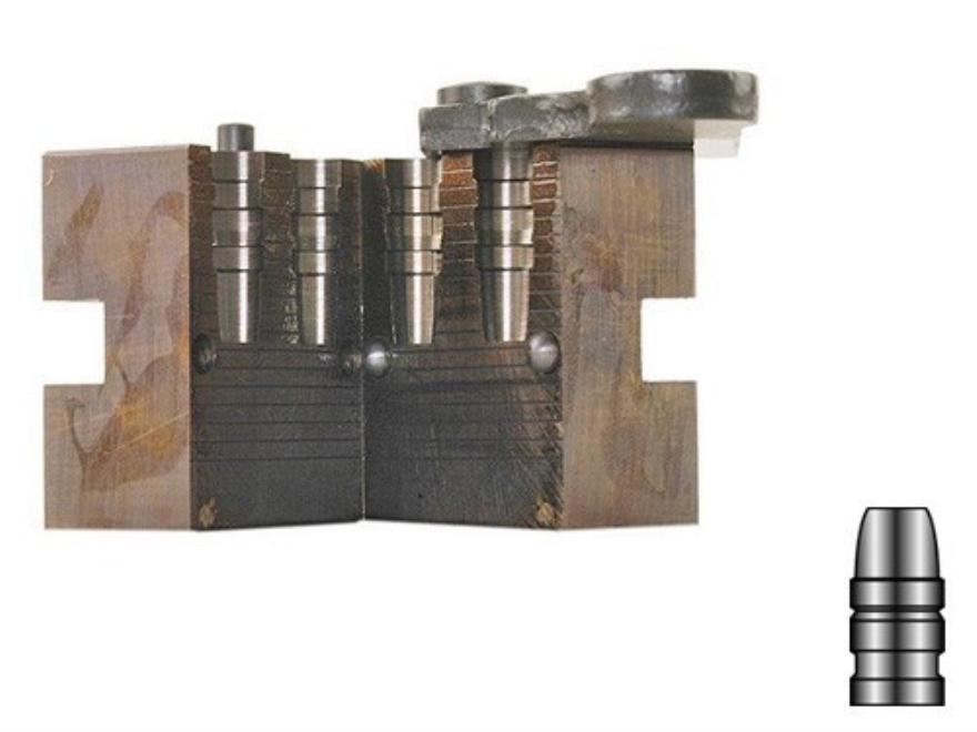 Lyman 2-Cavity Bullet Mold #358429 38 Special, 357 Magnum (358 Diameter) 170 Grain Semi...