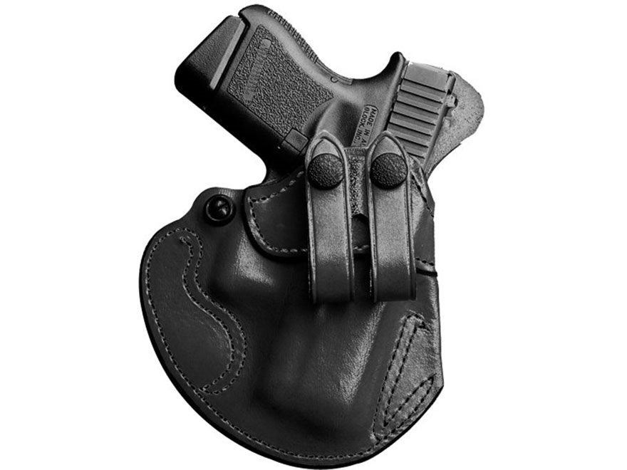 DeSantis Cozy Partner Belt Holster Ruger American 45 ACP Leather