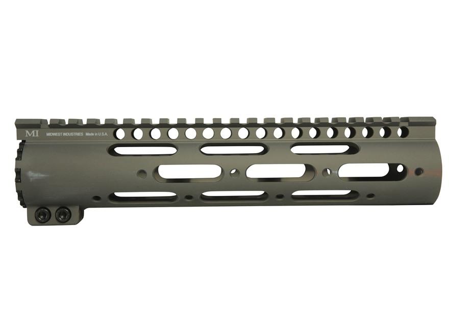 Midwest Industries Gen 2 SS-Series Free Float Modular Rail Handguard AR-15 Aluminum