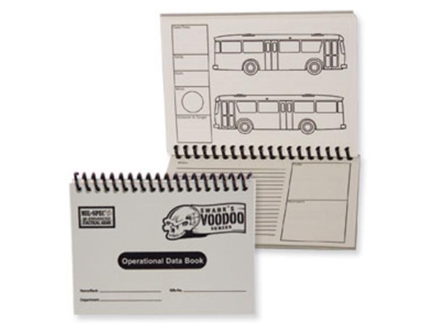 Voodoo Tactical Operational Data Book