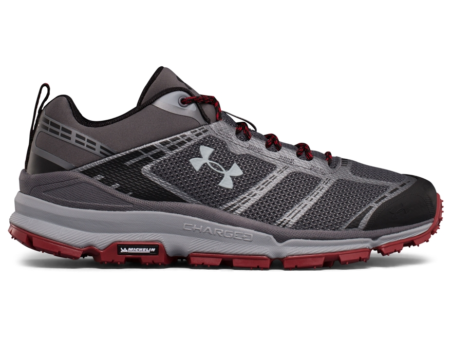 "Under Armour UA Verge Low 4"" Hiking Shoes Synthetic Men's"