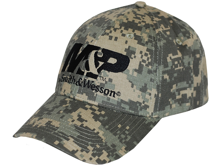 Smith & Wesson M&P Logo Cap Cotton