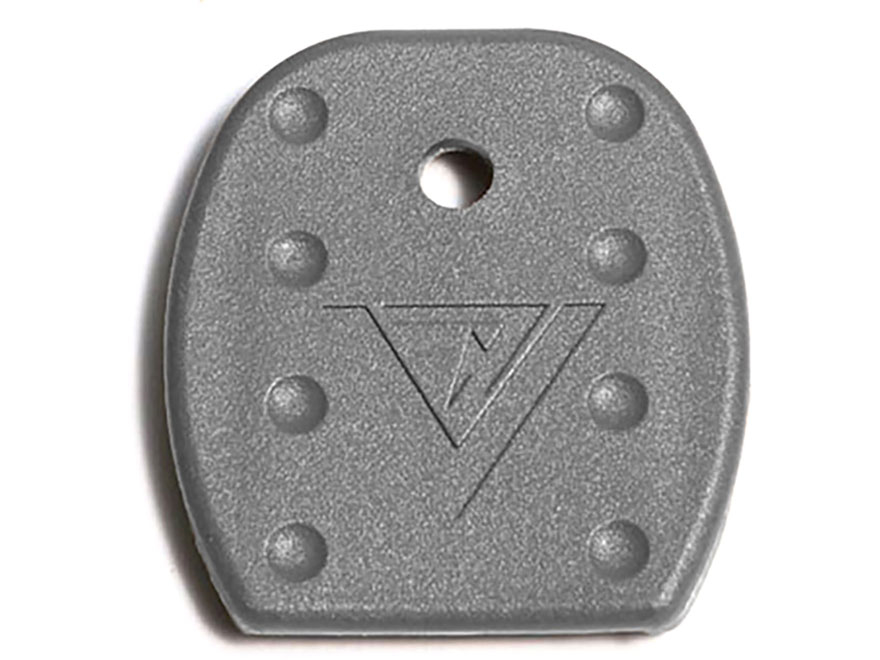 Vickers Tactical Magazine Floor Plates Glock 9mm, 40 S&W, 357 SIG, 45 GAP Polymer Packa...