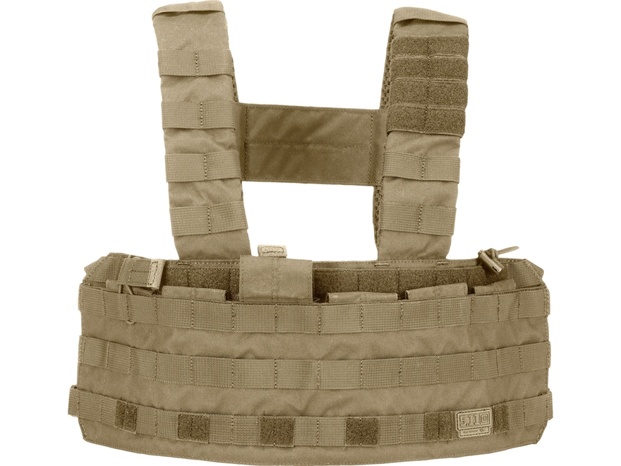 5.11 TacTec MOLLE Tactical Chest Rig Nylon