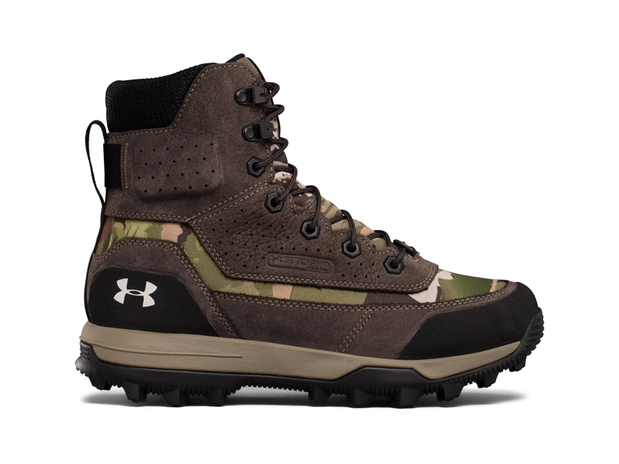 "Under Armour UA Speed Freek Bozeman 2.0 8"" Uninsulated Waterproof Hunting Boots Women's"