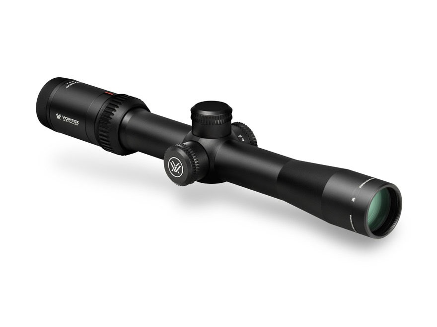 Vortex Optics Viper HS Long Range Rifle Scope 30mm Tube 2.5-10x 32mm Side Focus First F...