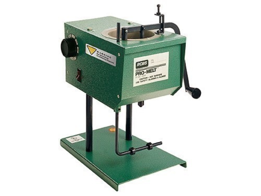 RCBS Pro-Melt Furnace 220 Volt