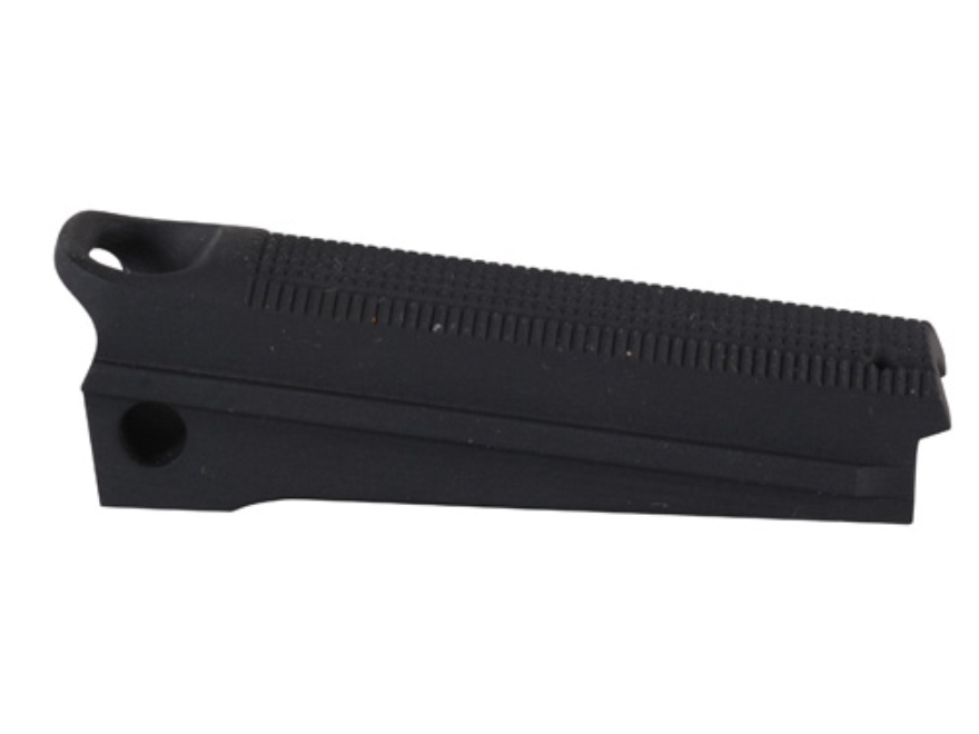 Wilson Combat Mainspring Housing Flat 1911 Government, Commander with Lanyard Loop Stee...