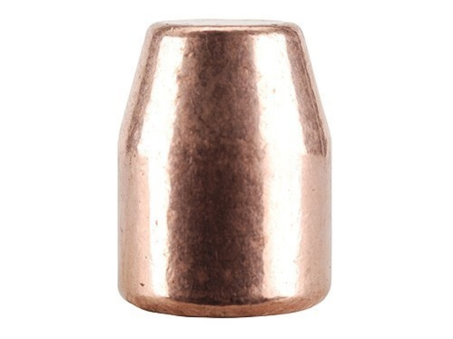 Rainier LeadSafe Bullets 44 Caliber (429 Diameter) 200 Grain Plated Flat Nose