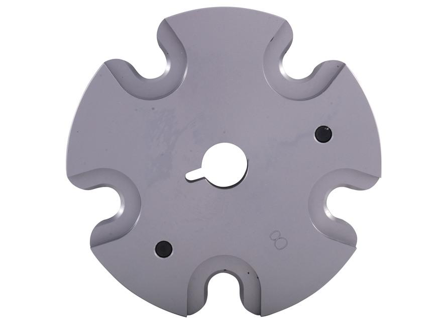 Hornady Lock-N-Load AP Progressive Press Shellplate #8 (30 Luger, 38 Super, 9mm Luger)