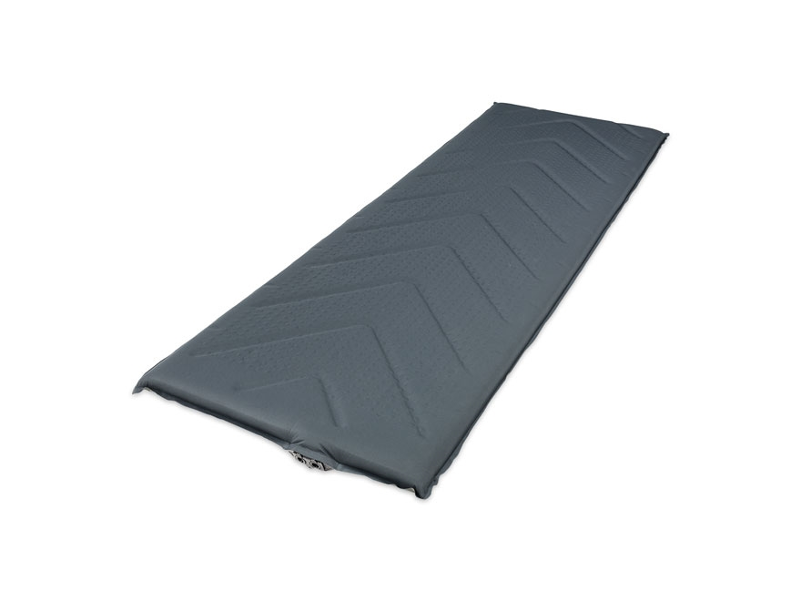 Klymit Static Self-Inflate V Oversized Sleeping Pad Polyester Gray