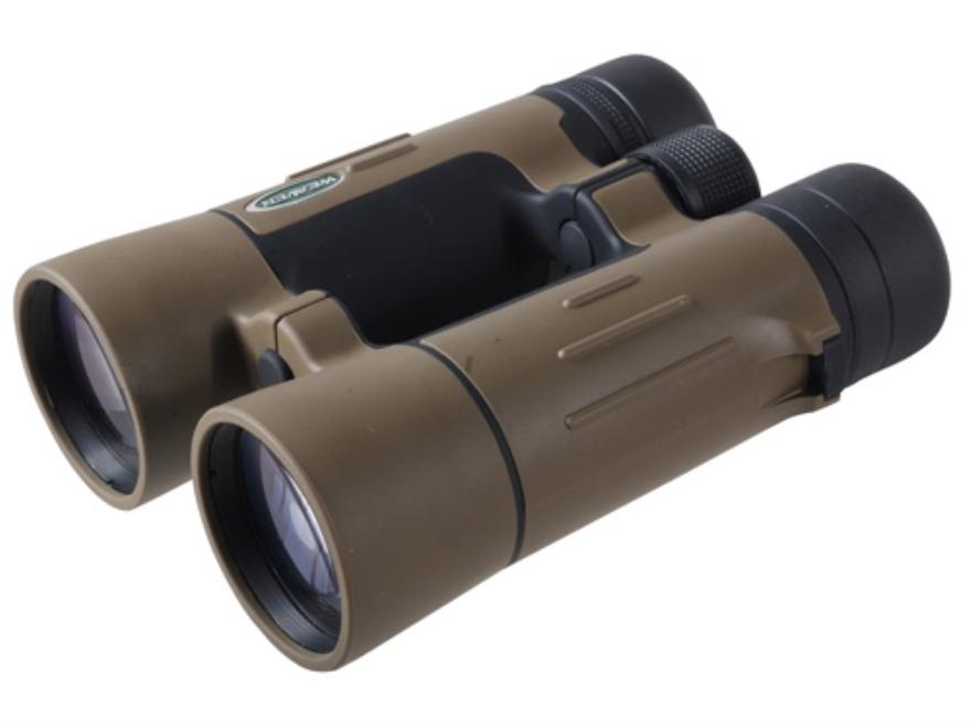 Weaver Kaspa Binocular 10x 50mm Roof Prism Brown