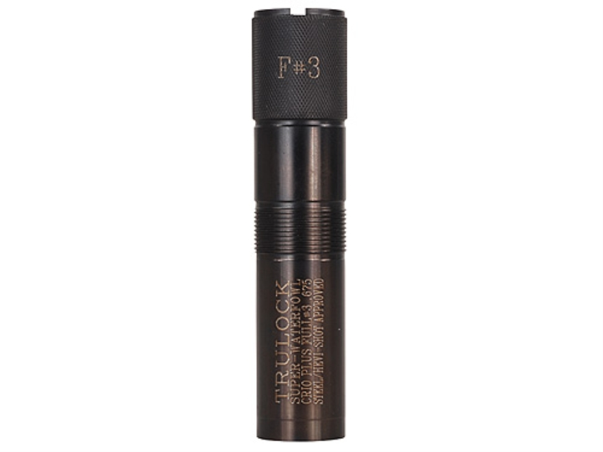 Trulock Super-Waterfowl Extended Choke Tube Benelli Crio Plus 12 Gauge