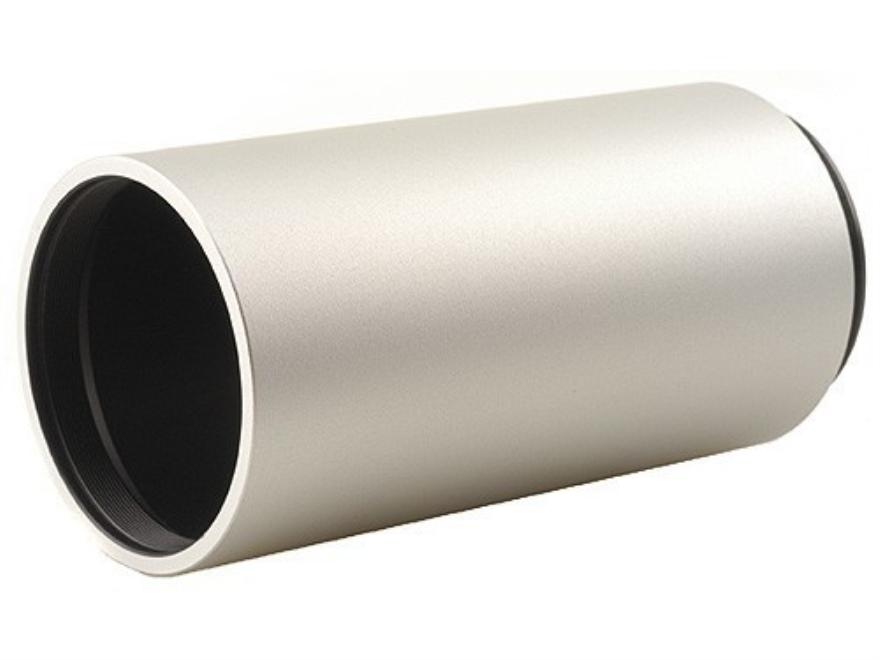 "Leupold Alumina 4"" Sunshade (Pre-2004) 40mm Silver"