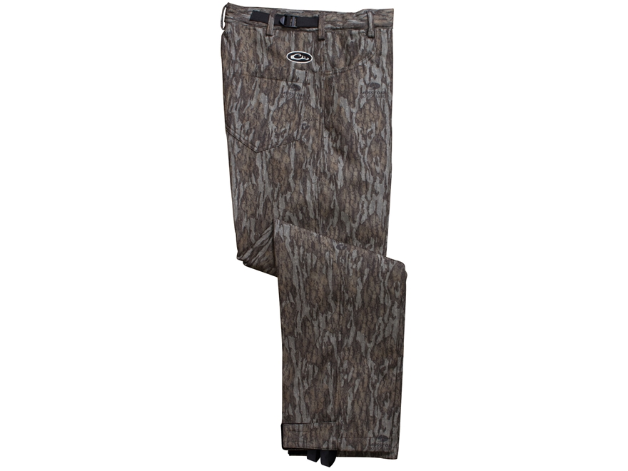 Drake Men's MST Bonded Fleece Wader Pants Polyester