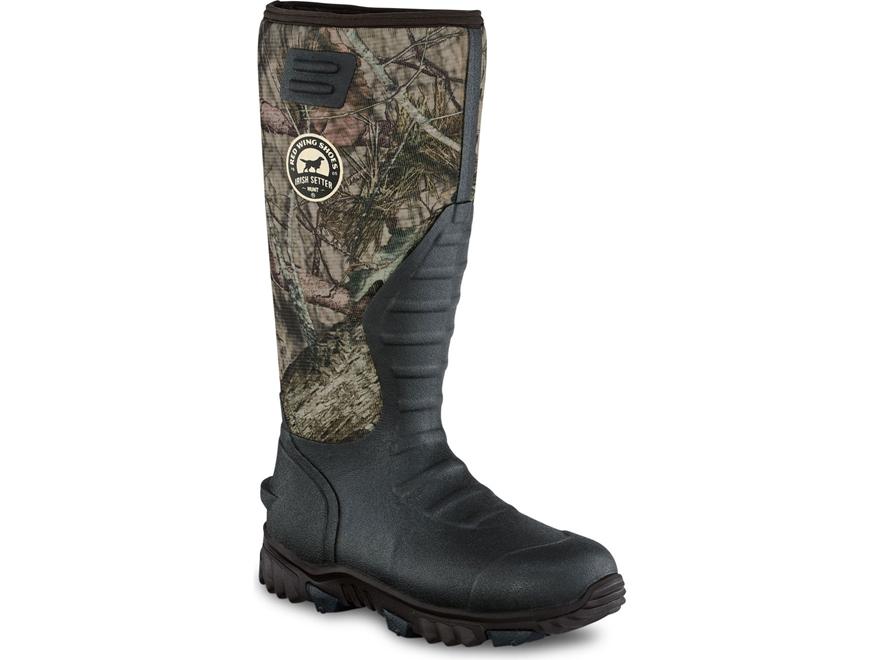 """Irish Setter Rutmaster 2.0 Lite 17"""" Waterproof 7mm Insulated Hunting Boots"""