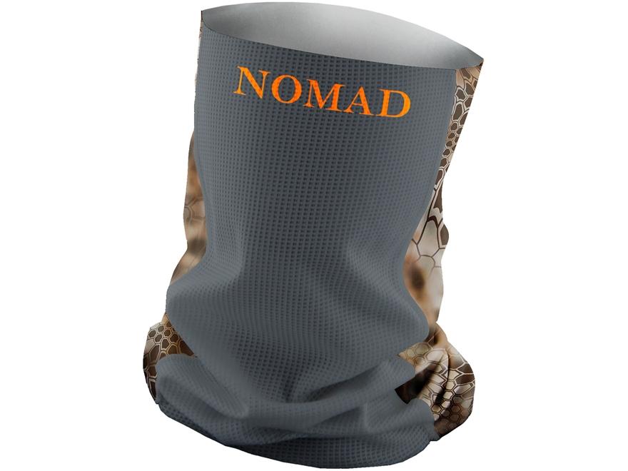 NOMAD Camo Poly Neck Gaiter Polyester Kryptek Banshee Camo