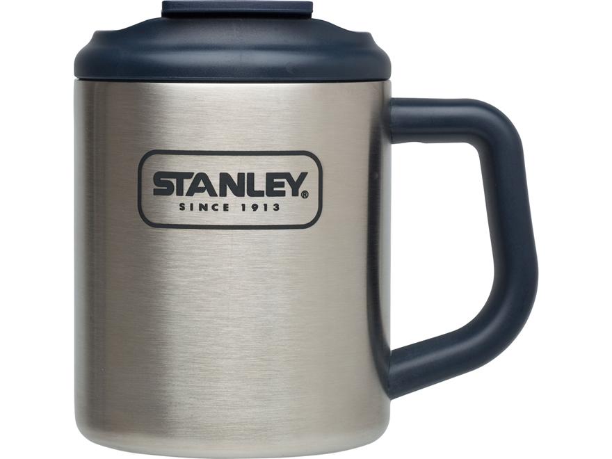 Stanley Adventure Camp Mug 12 oz Stainless Steel