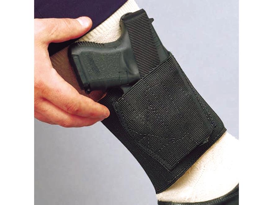 DeSantis Apache Ankle Holster Glock 26, 27, 32, 33 Nylon Black