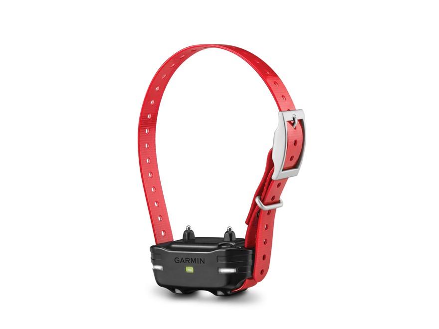 Garmin Tri-Tronics PT10 Electronic Add-On Dog Collar Red