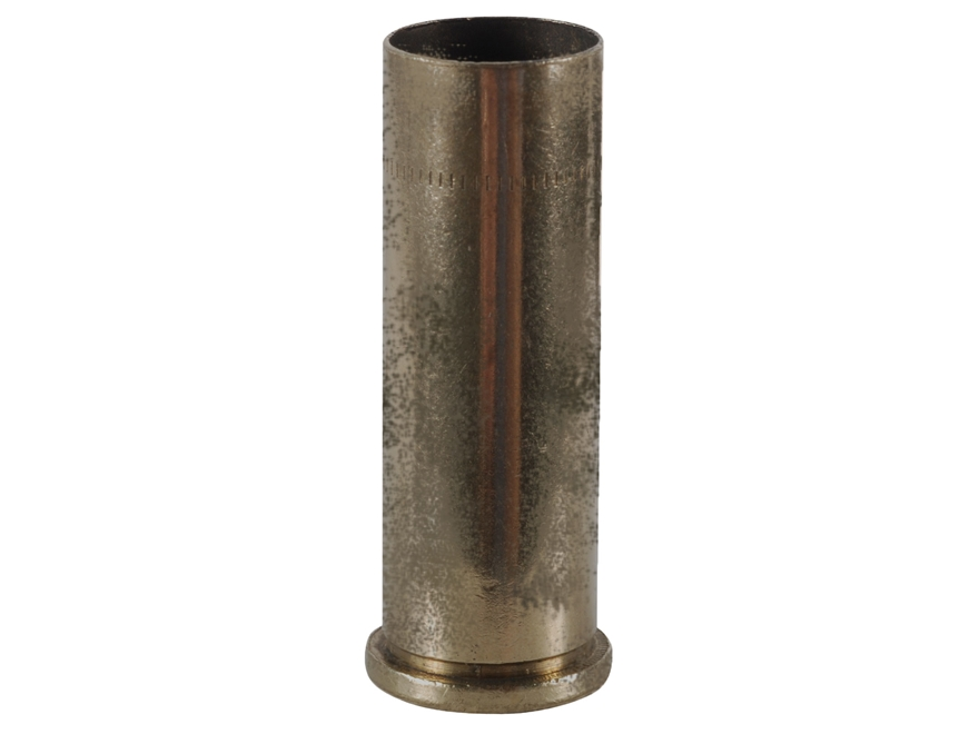 Once-Fired Reloading Brass 38 Special Grade 2 Box of 500 (Bulk Packaged)