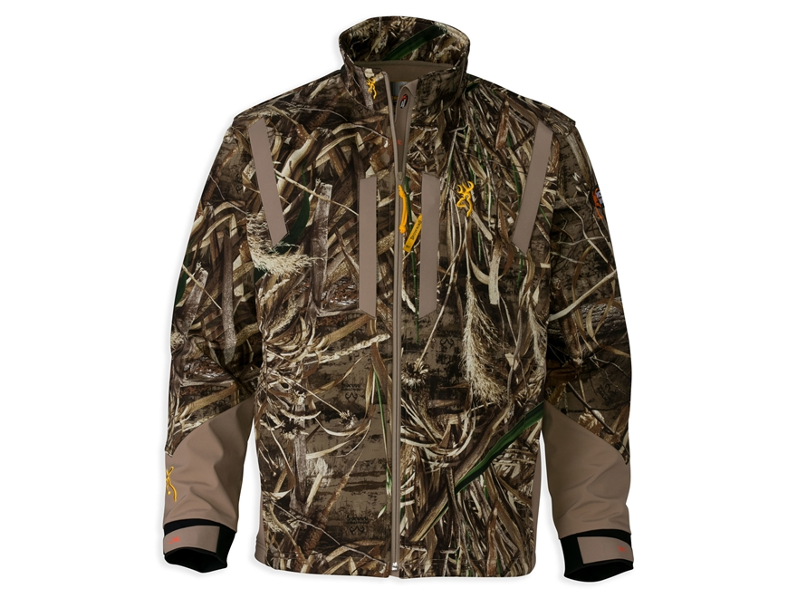 Browning Men's Wicked Wing Windkill Jacket Polyester