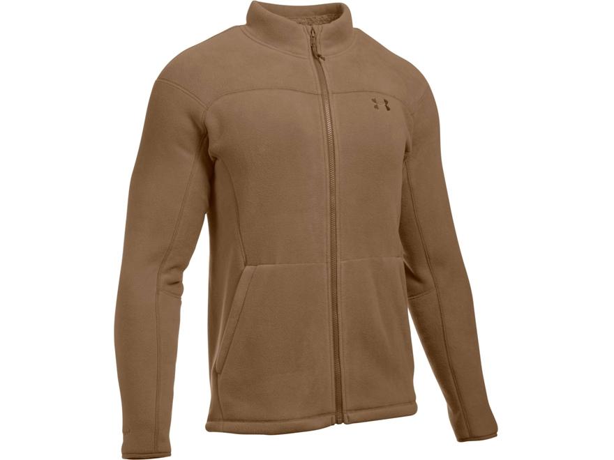 Under Armour Men's UA Tac Super Fleece Jacket Polyester