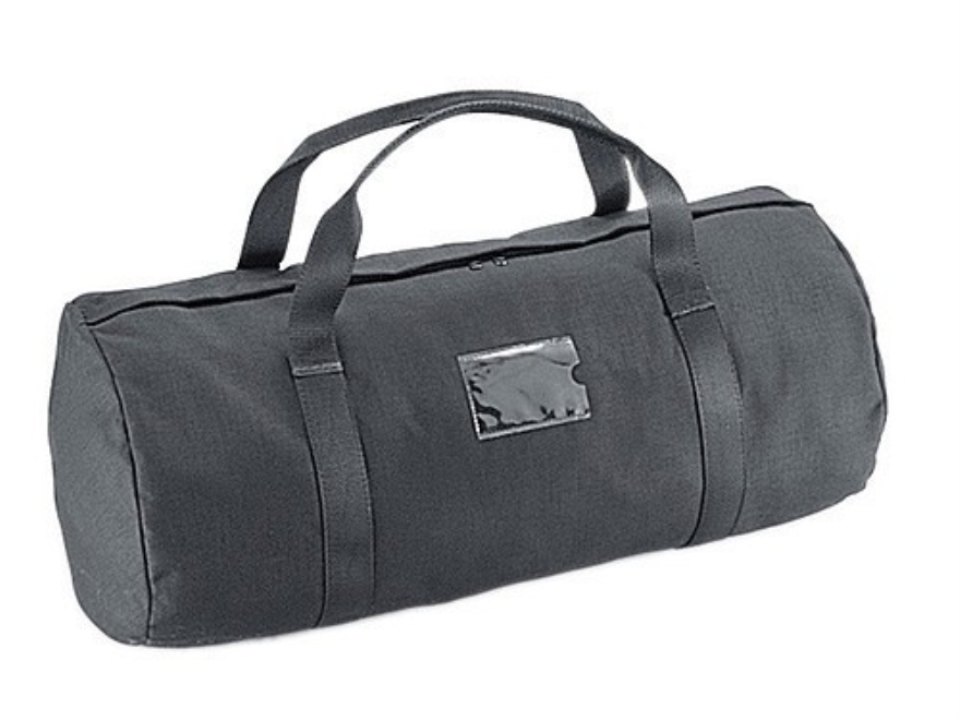 Uncle Mike's Compact Duffel Bag Nylon Black