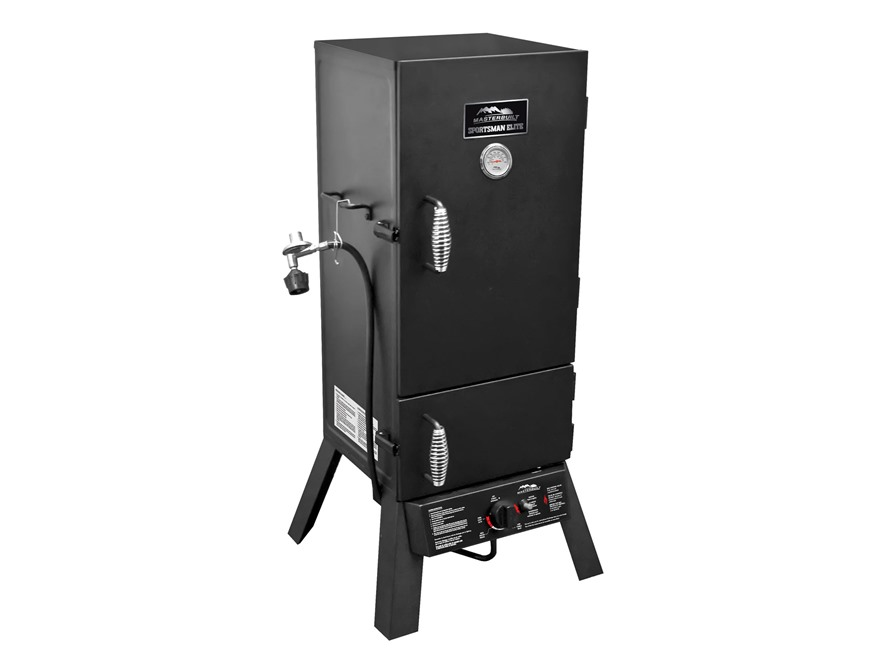 Masterbuilt Sportsman Elite GS30D 2-Door Propane Smoker
