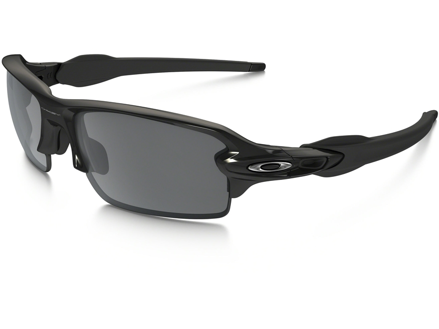 Oakley Flak 2.0 Sunglasses Black Frame/Black Iridium
