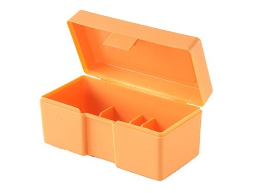 Lyman 1-Die Storage Box Orange