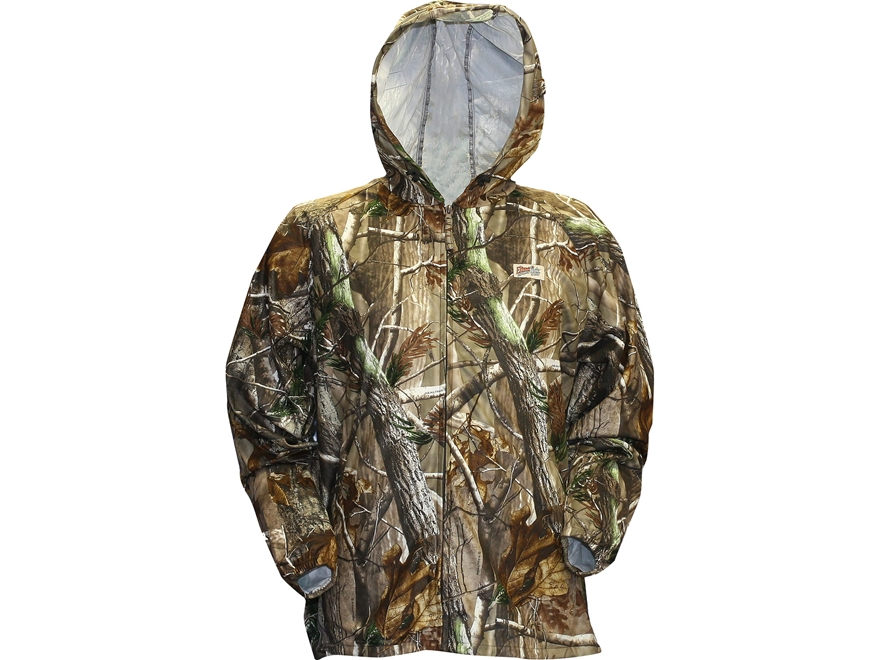 Gamehide Youth Elimitick Cover Up Jacket Synthetic Blend Realtree AP Camo