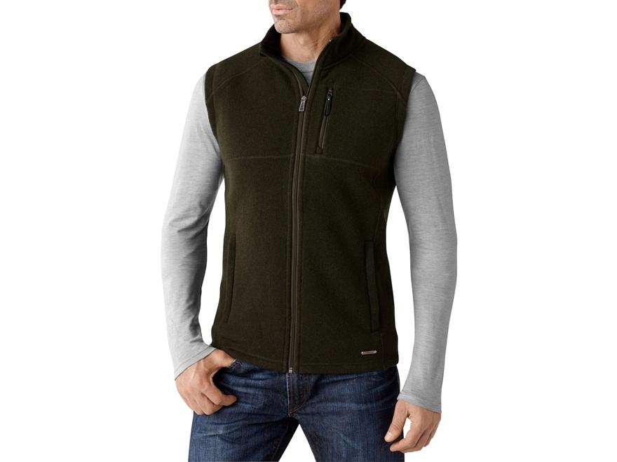 Smartwool Men's Echo Lake Vest Wool and Nylon