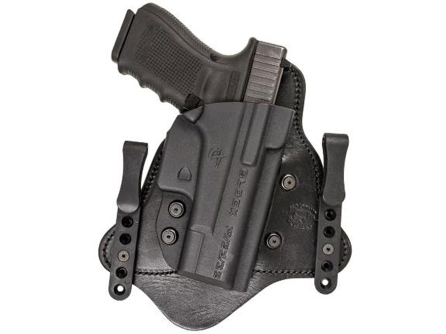 Comp-Tac MTAC Holster Inside the Waistband Holster Right Hand S&W M&P Shield 45 ACP Kyd...
