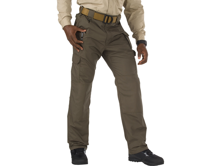 5.11 Men'sTacLite Pro Tactical Pants Cotton and Polyester Blend
