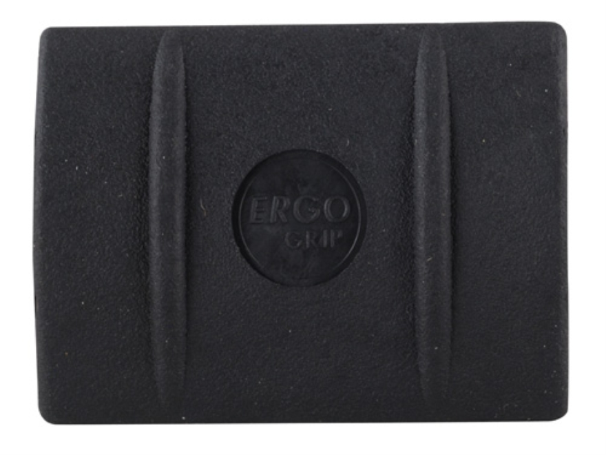 ERGO Full Profile Picatinny Short 5-Slot Rail Cover Polymer Black Package of 3