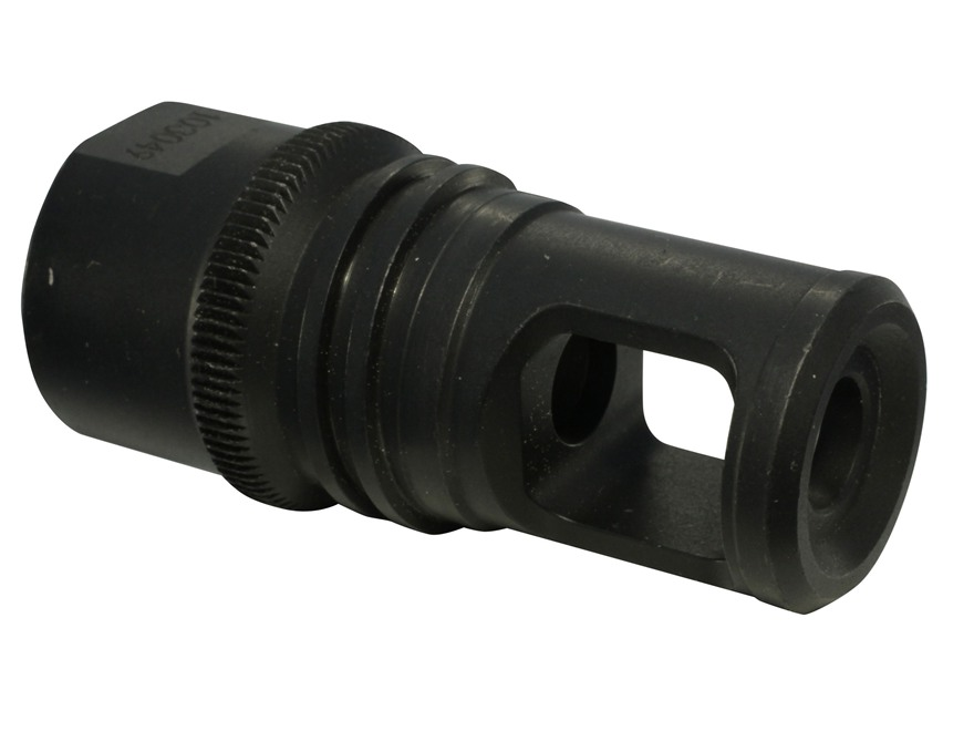 Advanced Armament Co (AAC) Blackout Muzzle Brake 90-Tooth Ratchet Titan-QD Suppressor M...