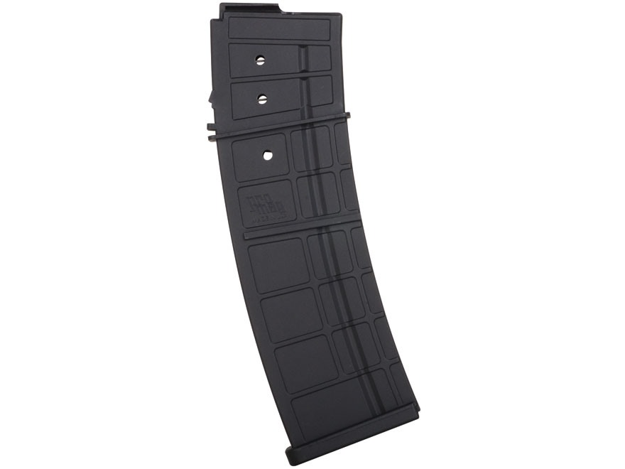 ProMag Magazine HK SL8 223 Remington 20-Round Polymer Black