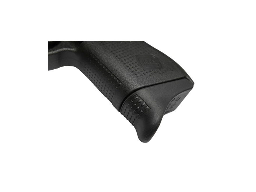Pearce Grip Magazine Base Pad Glock 42 Polymer Black
