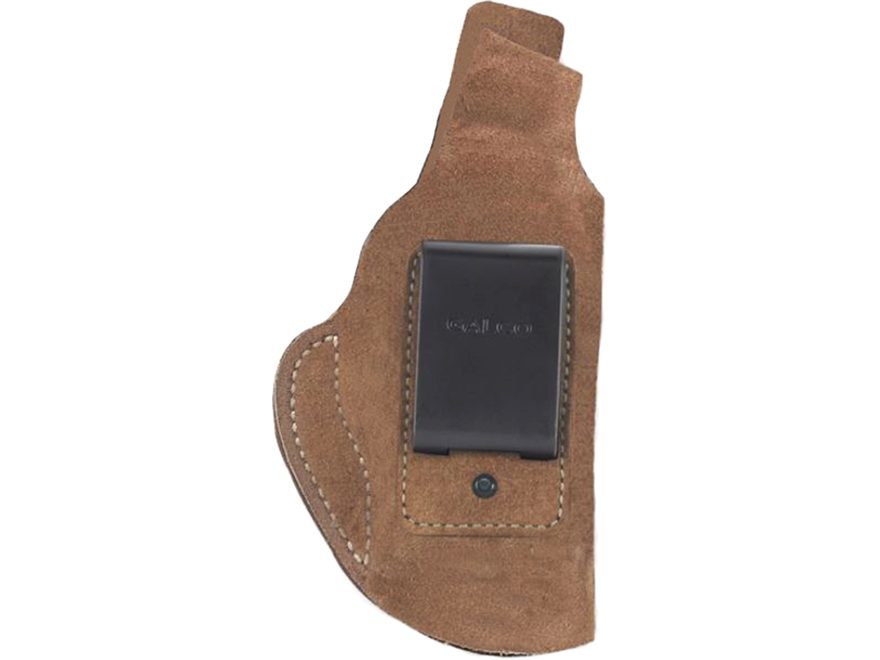 "Galco Waistband Inside the Waistband Holster Right Hand S&W J-Frame 2-1/8"" Barrel Leather"