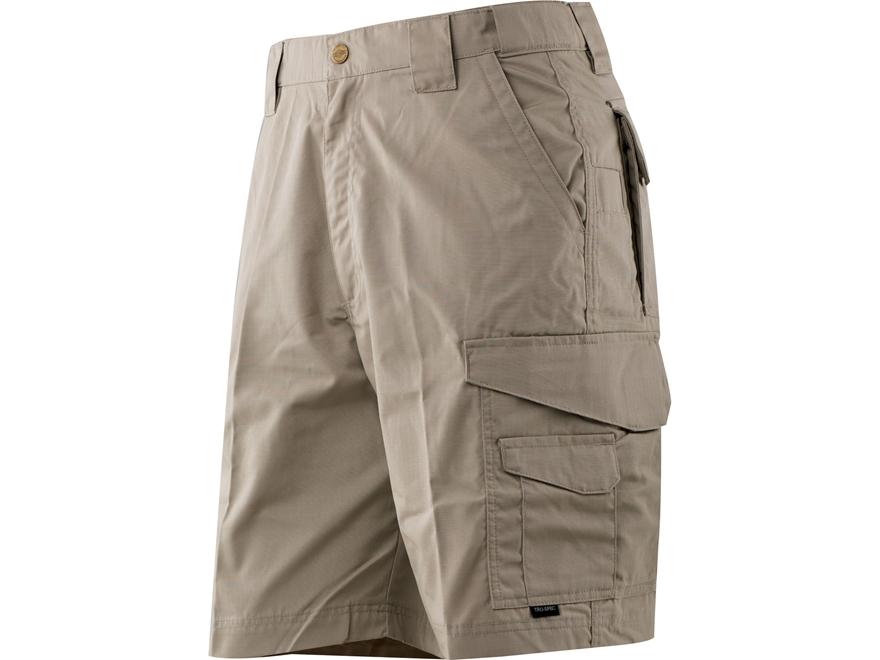 Tru-Spec Men's 24-7 Tactical Shorts Polyester/Cotton