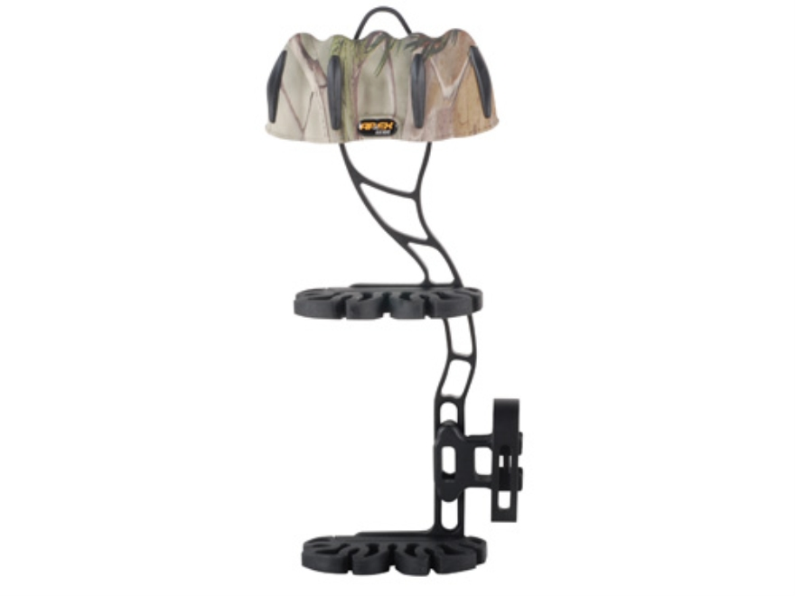 Apex Gear Game Changer 5-Arrow Detachable Bow Quiver Polymer and Aluminum Mossy Oak Bre...