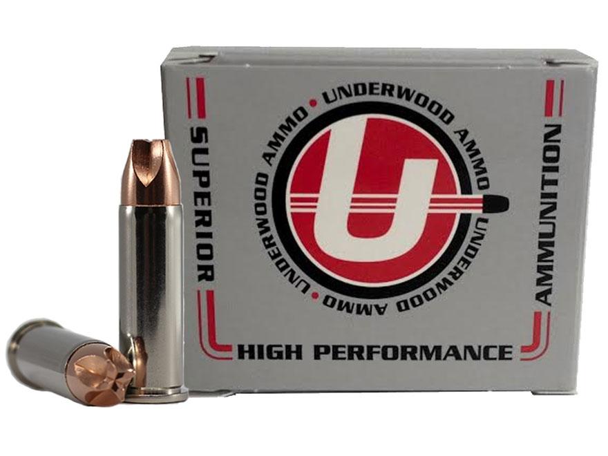 Underwood Ammunition 38 Special 100 Grain Lehigh Xtreme Defender Lead-Free Box of 20