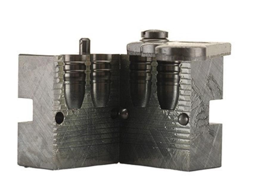 Lyman 2-Cavity Bullet Mold #403168 40 Caliber (406 Diameter) 200 Grain Flat Nose