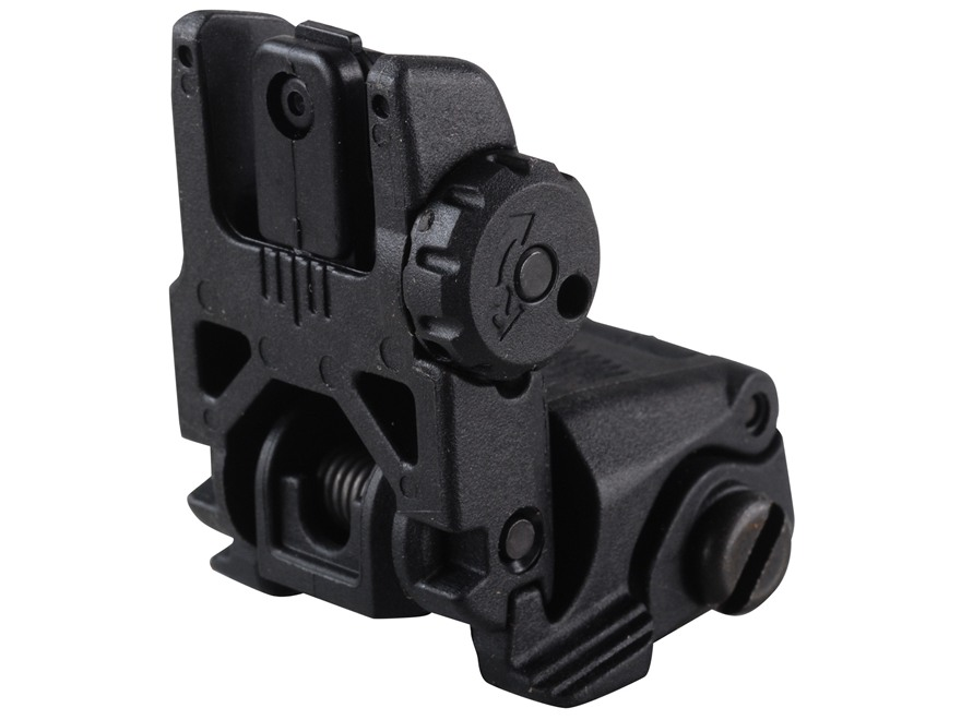 Magpul MBUS Gen 2 Flip-Up Rear Sight AR-15 Polymer