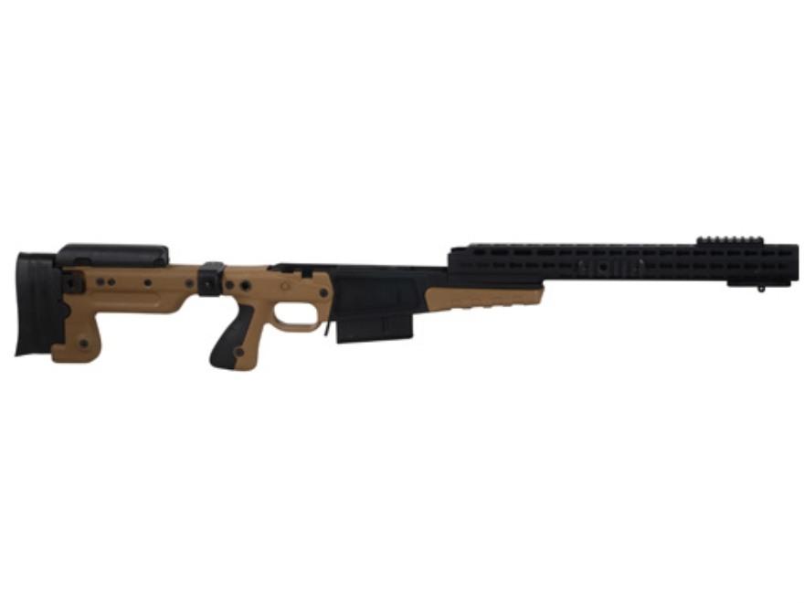 Accuracy International AX Chassis System (AX AICS) Folding Adjustable Stock Remington 7...