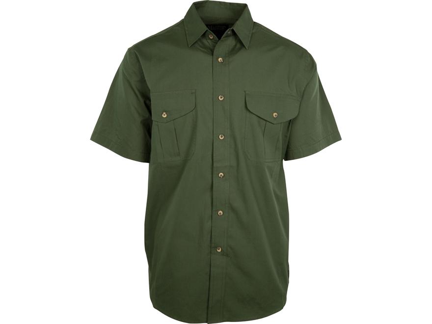 MidwayUSA Men's Safari Short Sleeve Shirt