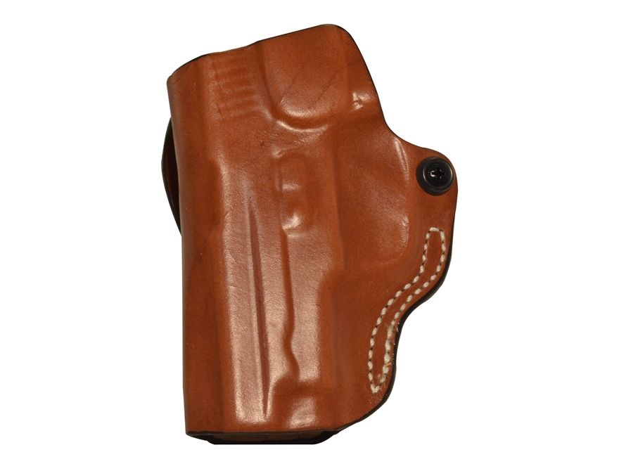 DeSantis Mini Scabbard Belt Holster Sig Sauer P225, P225 A1, P228 Leather